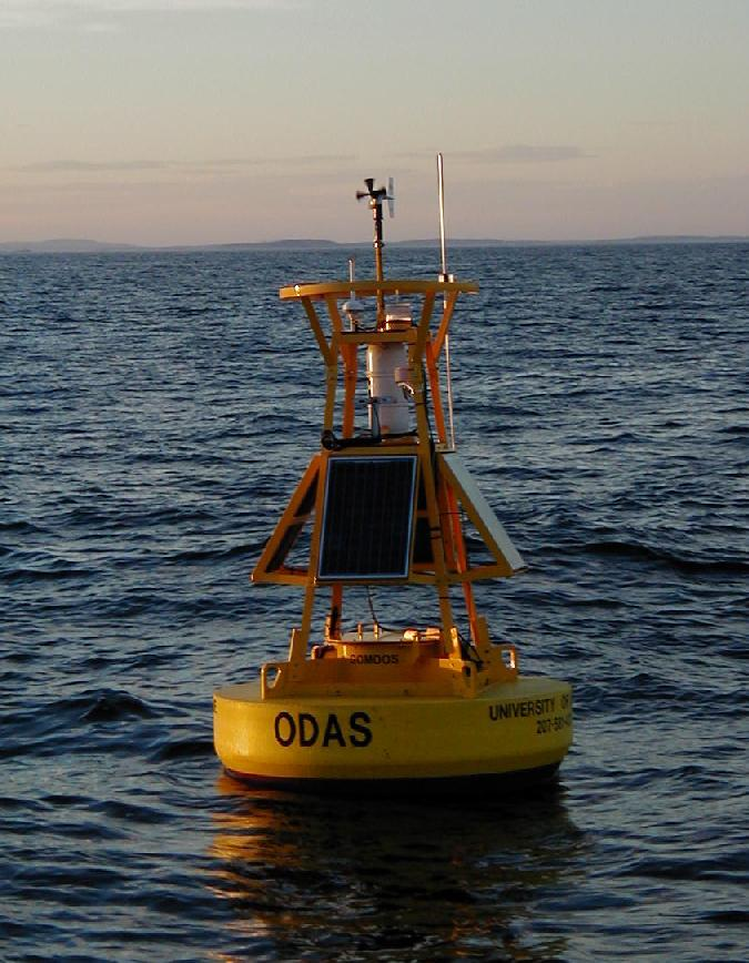 university of maine ocean observing system umoos gulf of maine